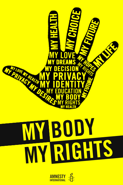 Image result for body rights for women