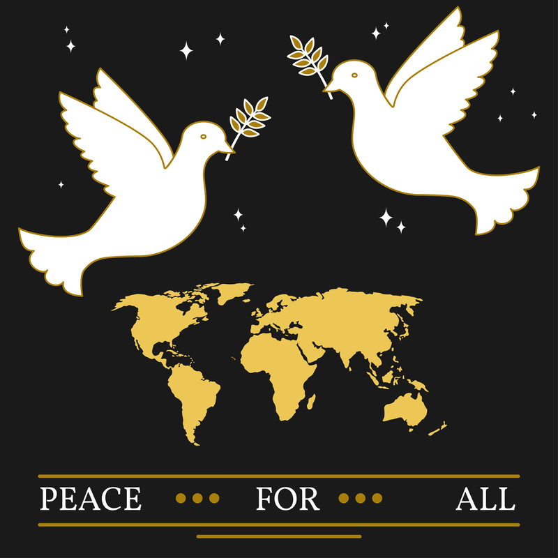 world peace and nonviolence essay Free essays on essay world peace and nonviolence get help with your writing 1 through 30.
