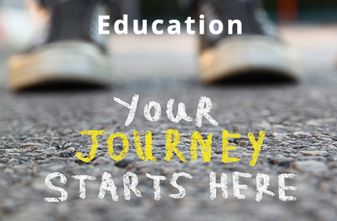 Education: Your Journey Starts Here