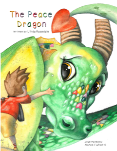 Peace Dragon cover