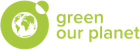 Green Our Planet Logo 280