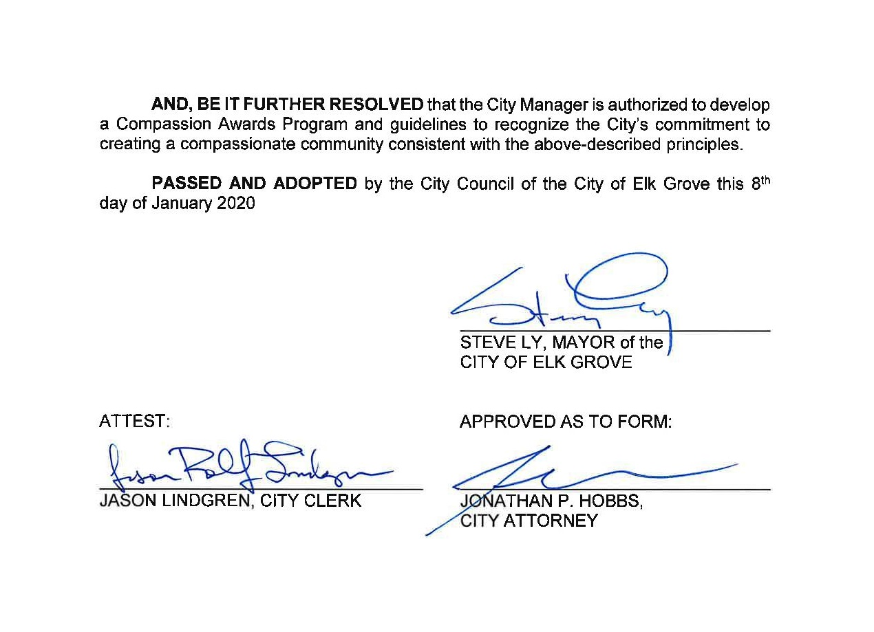 Signed Resolution page 002