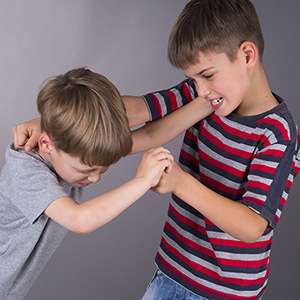 aggressive behavior in young children