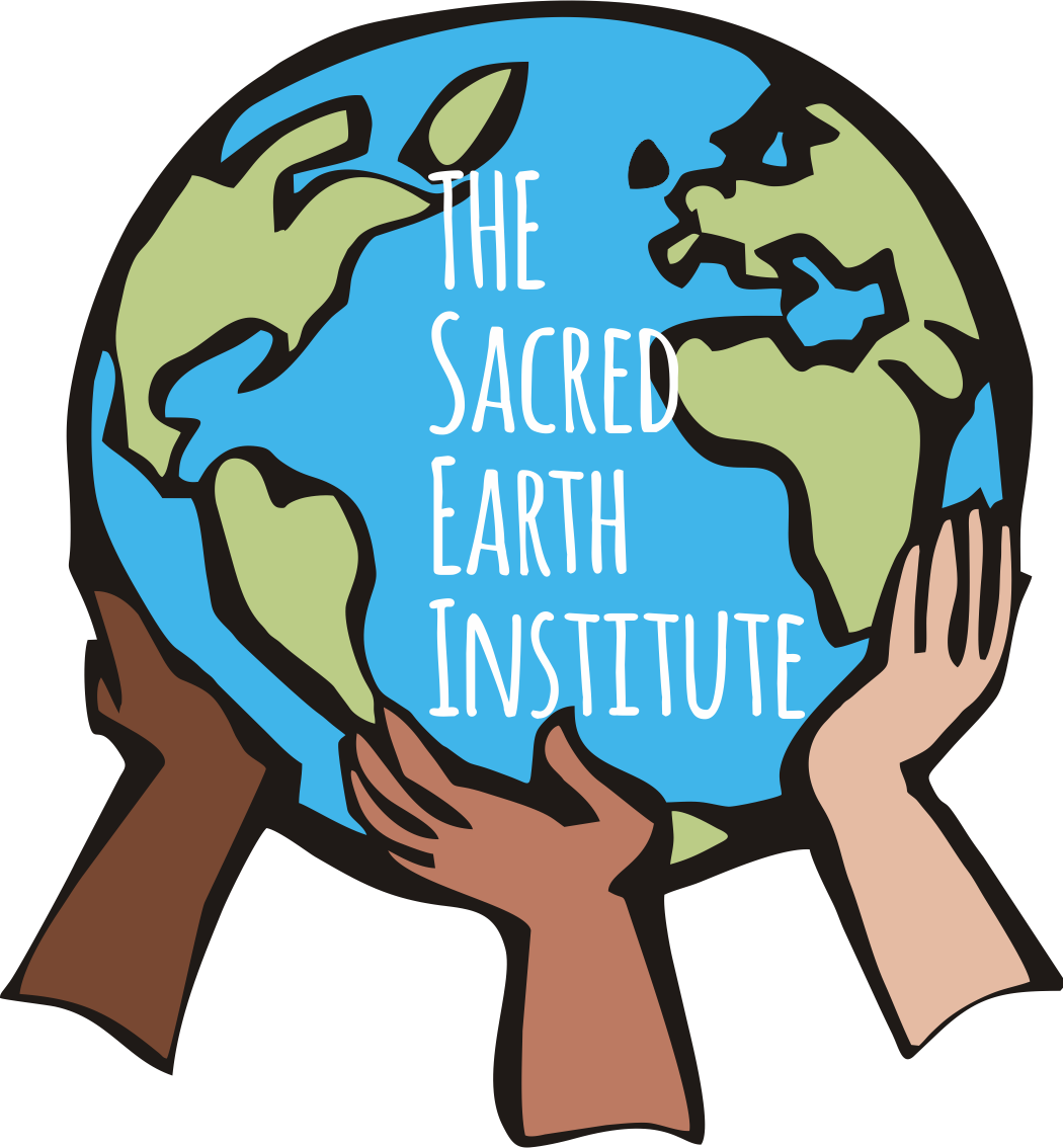 5bcc97dbcd427 The SacredEarth Institute logo