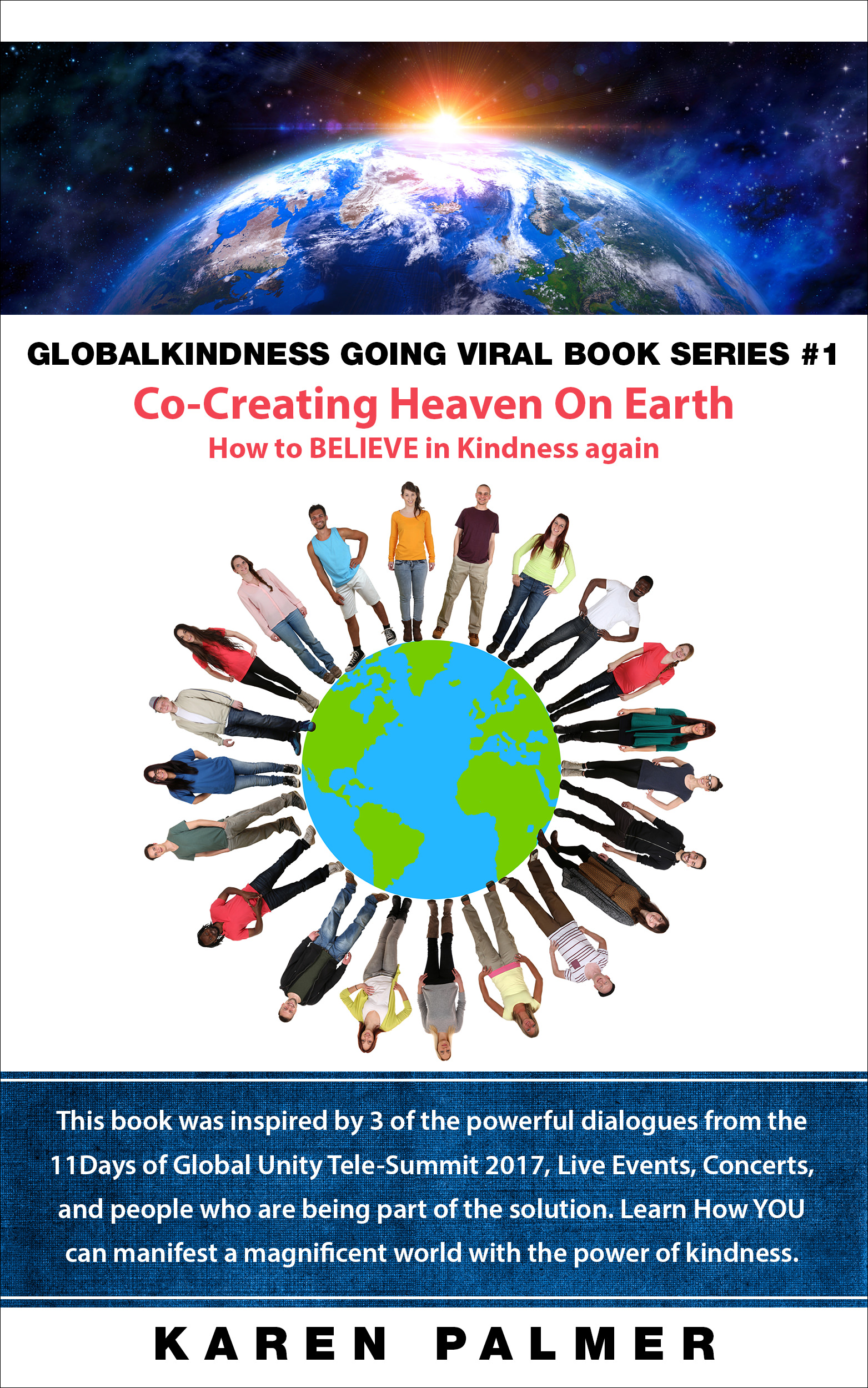 Ecoangel We The World Book Series 8
