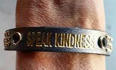 Speak Kindness