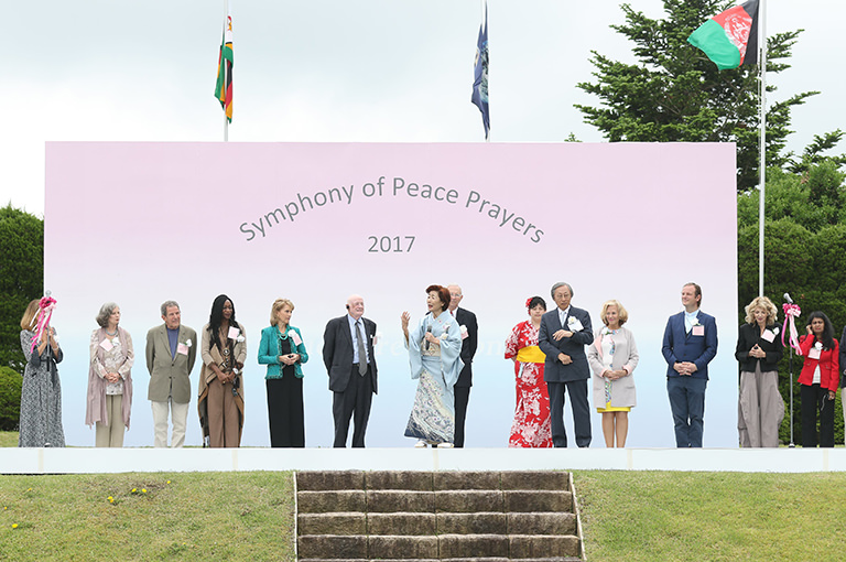 Symphony of Peace Prayers 2017 Featured