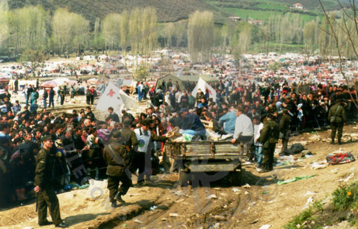 an analysis of the illegal war in kosovo Winners and losers: analysis of the kosovo conflict june 10, 1999 the kosovo liberation army but everyone seems relieved that the war is apparently over.