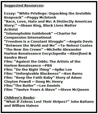 Angela Davis list of resources