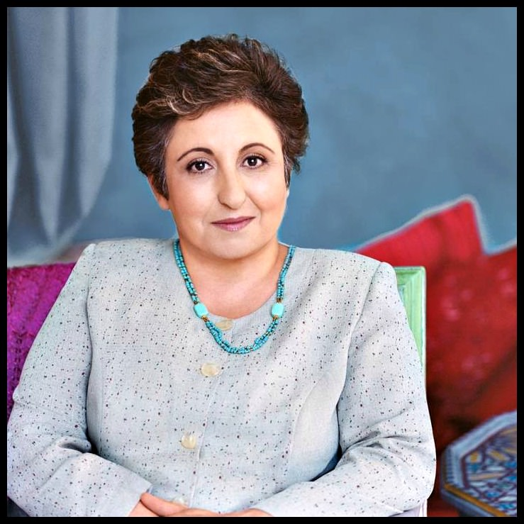 shirin ebadi Ebadi was born in 1947 in hamadan, iran when she was young, her family moved to the capital of tehran growing up, ebadi and her brothers were treated as equals by their parents.
