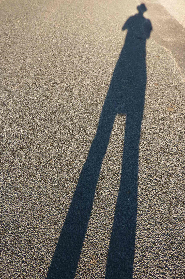 Shadow of a Man by perfect angle