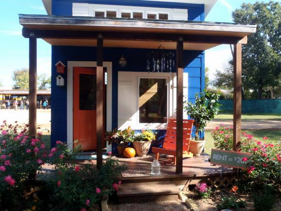 Austin To Shelter Homeless In A Tiny House Village