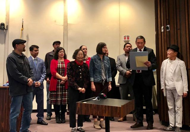 POMONA 1 Dec2019 Proclamation