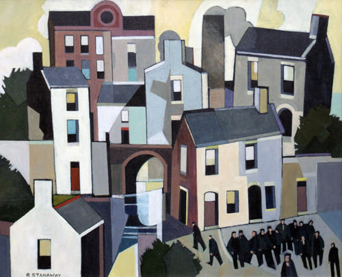 peter stanaway paintings