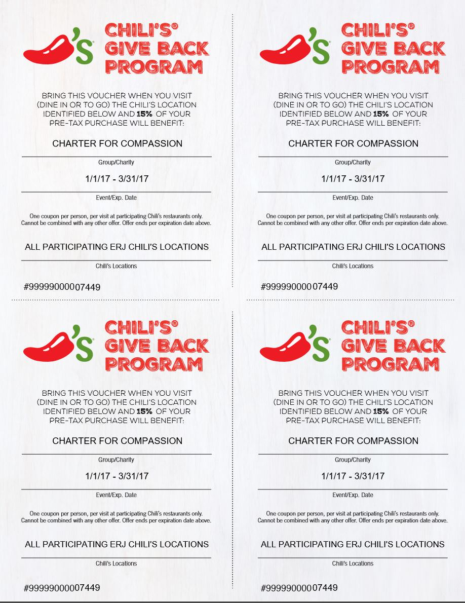 chili coupon