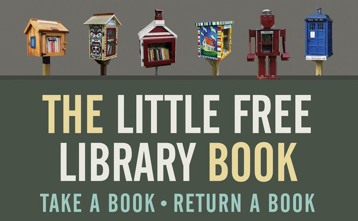 LittleFreeLibraryBook